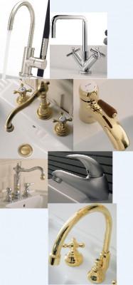 Zazzeri Kent Keukenmengkraan Brons 55020606A00BRBR