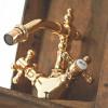 Nostalgische bidet mengkraan met waste chroom V2020CH