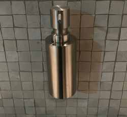 Waterevolution Deep hangende zeepdispenser RVS A226IE