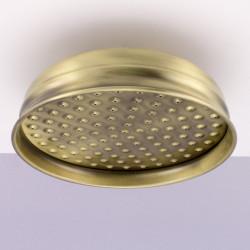 PB klassieke Hoofddouche 20cm brons 1208898872